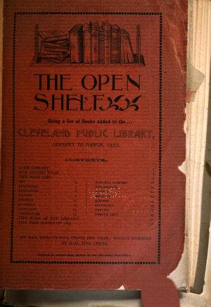 The Open Shelf