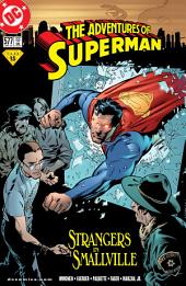 Adventures of Superman (1987-) #577