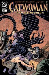 Catwoman (1994-) #70