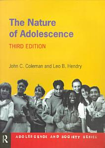 The Nature of Adolescence Book