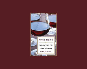 Kevin Zraly S Windows On The World Wine Journal