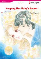 Keeping Her Baby's Secret: Harlequin Comics