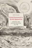 Sexual Enjoyment in British Romanticism PDF