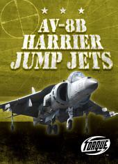 AV-8B Harrier Jump Jets