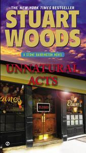 Unnatural Acts: A Stone Barrington Novel