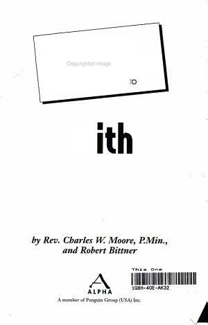 The Complete Idiot s Guide to Faith PDF
