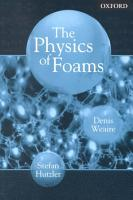 The Physics of Foams PDF