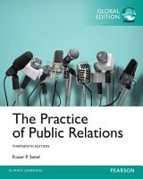 The Practice of Public Relations  Global Edition PDF