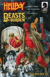 Hellboy/Beasts of Burden: Sacrifice