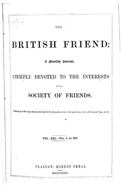 Download The British Friend Book