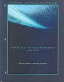 Essentials of Oceanography  Eighth Edition