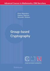 Group-based Cryptography