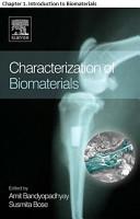 Characterization of Biomaterials PDF
