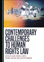 Contemporary Challenges to Human Rights Law PDF