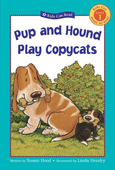 Pup and Hound Play Copycats PDF