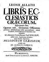 Jo. Alberti Fabricii, SS. Theol. D. ... Bibliotheca Graeca, Sive notitia Scriptorum Veterum Graecorum quorumcunque monumenta integra, aut fragmenta edita exstant0: Volume 7