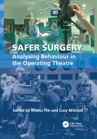 Safer Surgery PDF