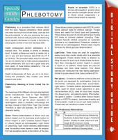 Phlebotomy (Speedy Study Guides)