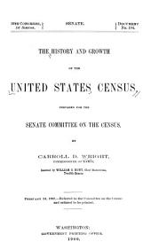 The History and Growth of the United States Census