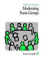 Moderating Focus Groups PDF