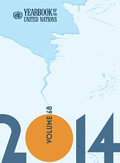 Yearbook of the United Nations 2014 PDF