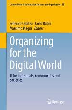 Organizing for the Digital World