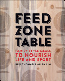 The Feed Zone Table