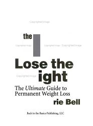 Lose the Lies  Lose the Weight PDF