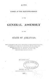 Arkansas Acts