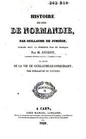 Histoire des ducs de Normandie