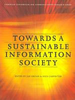 Towards a Sustainable Information Society PDF