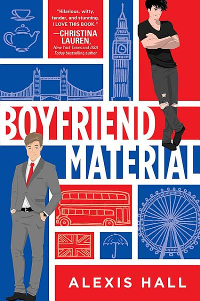 Download Boyfriend Material Book