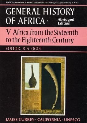 Africa from the Sixteenth to the Eighteenth Century PDF