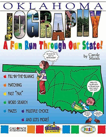 Oklahoma  Jography   A Fun Run Through Our State  PDF