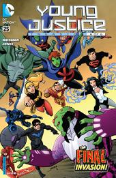 Young Justice (2011-) #25