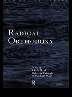 Radical Orthodoxy PDF