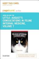 August s Consultations in Feline Internal Medicine PDF
