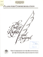 The Bill of Rights and Beyond PDF