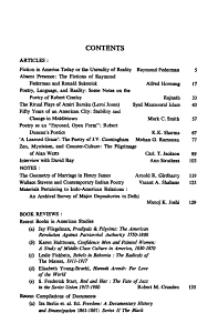 Indian Journal of American Studies PDF