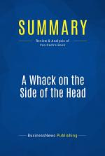 Summary: A Whack on the Side of the Head