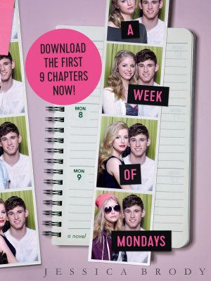 A Week of Mondays  Chapters 1 9 PDF
