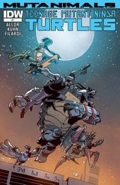 Teenage Mutant Ninja Turtles: Mutanimals #1