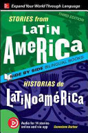Stories from Latin America / Historias de Latinoamérica, Premium Third Edition