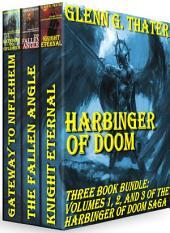Harbinger of Doom (Three Book Bundle, Volumes 1, 2, & 3): Three Book Bundle (Epic Fantasy Series)