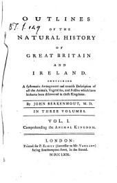 Outlines of the natural history of Great Britain and Ireland