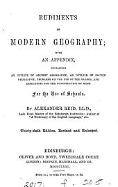 Rudiments of modern geography