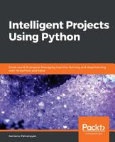 Intelligent Projects Using Python PDF