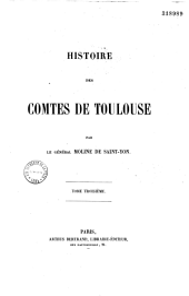 Histoire des comtes de Toulouse: Volume2