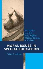 Moral Issues in Special Education