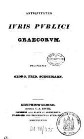 Antiquitates iuris publici Graecorum